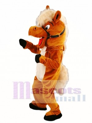 Stable Horse Mascot Costume