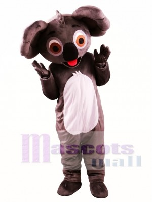 Koala Cartoon Mascot Costume