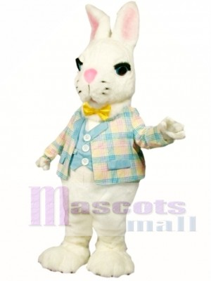 Buttermilk Easter Bunny Mascot Costume