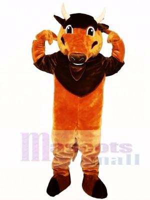 Buddy Buffalo Mascot Costume