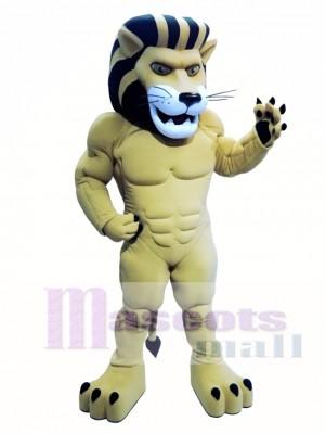 Power Lion Custom Animal Mascot Costume