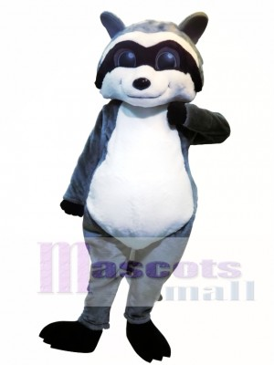 Cute Raccoon Animal Mascot Costume