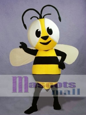 Cute Bee Mascot Costume