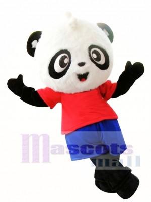 New Panda Mascot Costume