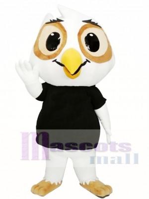 Little Cute Owl Mascot Costume