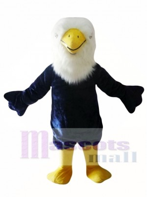 Black Eagle Mascot Costume