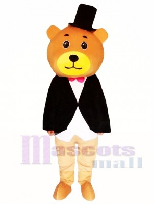 Teddy Bear Mascot Costumes