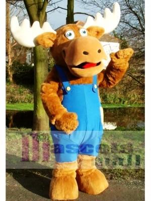 Ikea Moose Mascot Costume