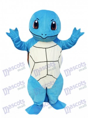 Squirtle Zenigame Mascot Costume Pokémon Pokemon Go Outfit