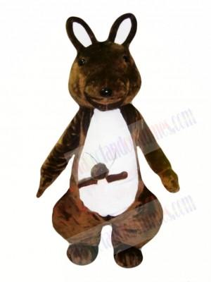 Chocolate Kangaroo Mascot Costumes