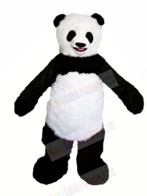 Fancy Panda Mascot Costumes Animal