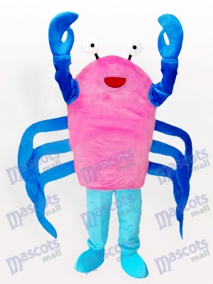 Cartoon Crab Ocean Adult Mascot Costume