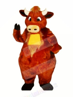 Best Quality Buffalo Mascot Costumes Animal
