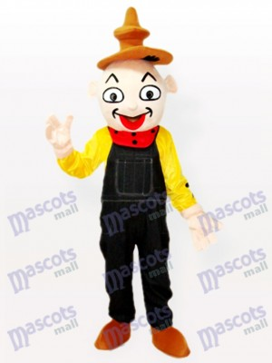 Clown Party Adult Mascot Costume