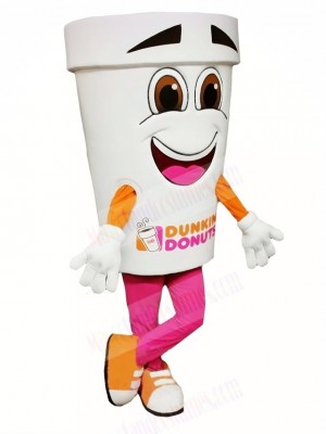 Cuppy Cup Mascot Costume