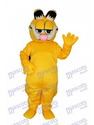 Super Cute & Funny Garfield Mascot Costume