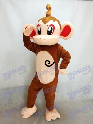 Chimp Pokémon Pokemon Go Chimchar Hikozaru Mascot Costume