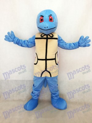 Squirtle Zenigame Blue Turtle Pokémon Pokemon Go Mascot Costume