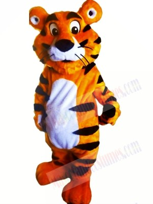 Tiger Mascot Costume Adult Animal Costumes