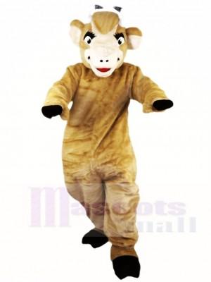 Bull Yak Cattle Ox Mascot Costumes Animal
