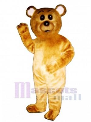 New Tender Bear Mascot Costume