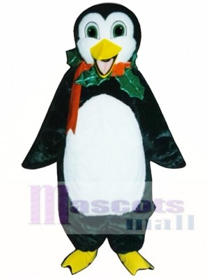 Molly Holly Berry Penguin Christmas Mascot Costume