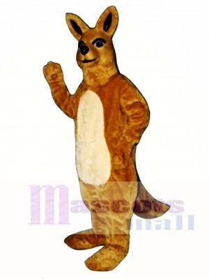 Toy Donkey Mascot Costume