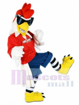 Chicken Rooster Mascot Costumes Poultry Farm