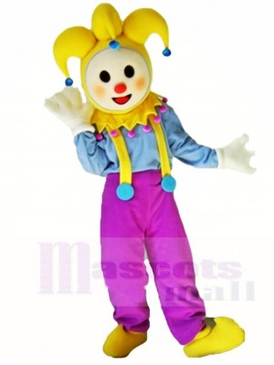 Clowns & Circus Mascot Costumes Halloween Party