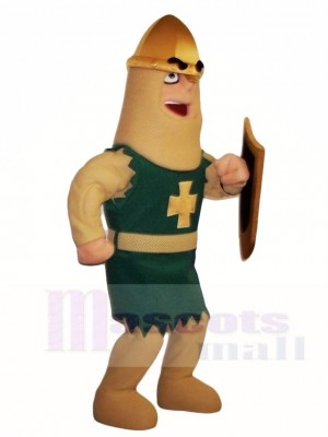 Crusader Mascot Costumes People