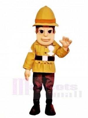 Explorer Mascot Costumes People