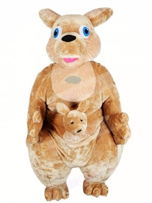 Kangaroo Mascot Costumes Animal