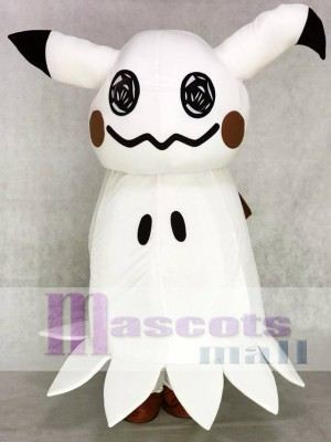 Cartoon Mimikyu Disguise Pokemon Pokémon Go Mascot Costume Yellow Mimikkyu