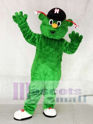 Houston Astros Orbit Halloween Mascot Costumes with No Shirt