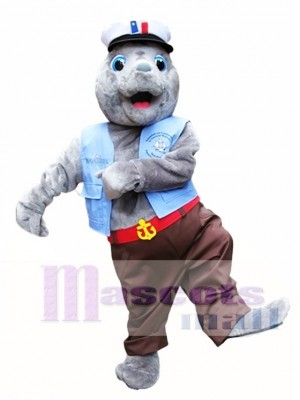 Sea Lion Mascot Costume Seal Mascot Costumes