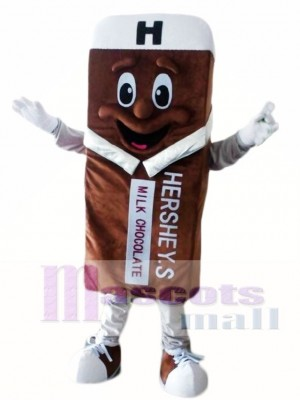 Milk Chocolate Ice Cream Mascot Costumes Food Snacks