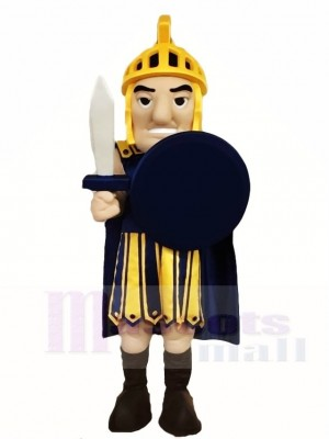 Warrior Knight Mascot Costumes People