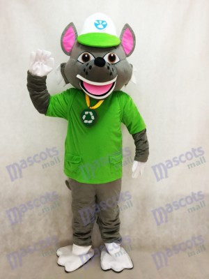 Paw Patrol Recycling Ecology Pup Rocky Mascot Costume Eco Pup