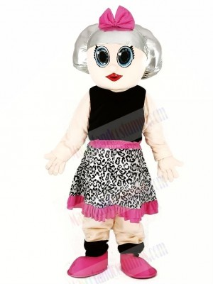 Cute LOL Surprise Doll Diva Giant Mascot Costume Cartoon