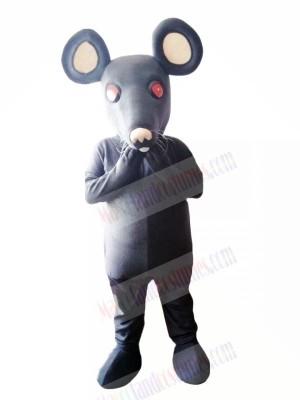 Funny Grey Rat Mascot Costumes Cartoon