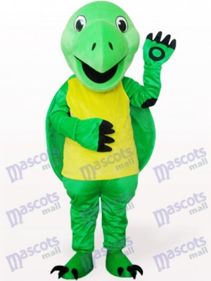 Green Tortoise Animal Adult Mascot Costume
