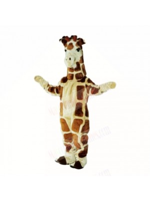 Top Quality Giraffe Mascot Costumes Adult