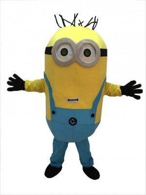 Despicable Me Minions Minion Mascot Costume Custom Fancy Anime Cosplay Carnival