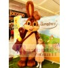 High Quality Easter Bunny Rabbit Mascot Costume