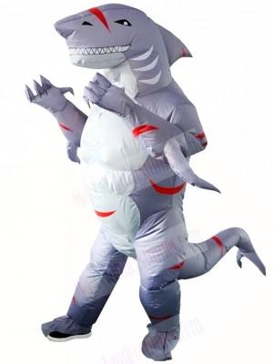 Fierce Monster Shark Inflatable Costume