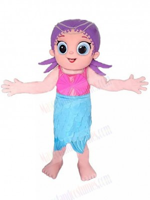 LOL Surprise Doll Merbaby Mascot Costume