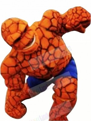 The Thing Ben Grimm Fantastic Four Mascot Costume