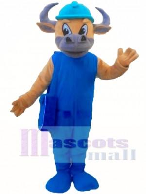 Blue Bull Mascot Costumes