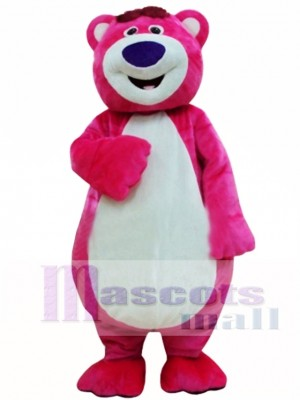 Toy Story Lotso Bear Lots-o'-Huggin' Bear Mascot Costume