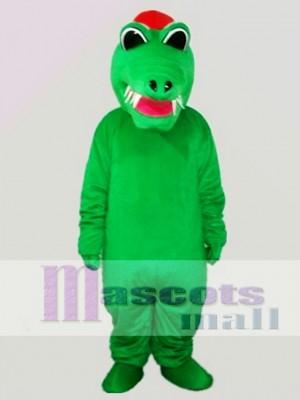 Africa Crocodile Adult Mascot Costume